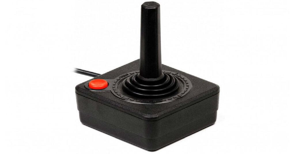 Atari 2600 Joystick Picture